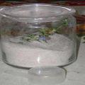 冷え性におすすめハーブソルト入浴剤の作り方をご紹介!